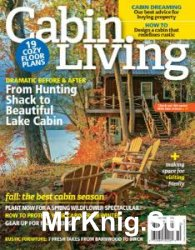 Cabin Living - October 2016