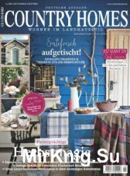 Country Homes - September/Oktober 2016