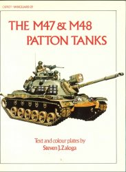 The M47 & M48 Patton Tanks