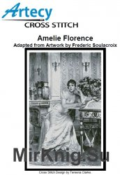 "Artecy Cross Stitch ""Amelie Florence"""