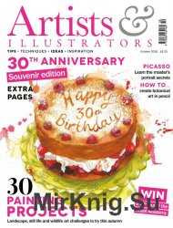Artists & Illustrators October 2016