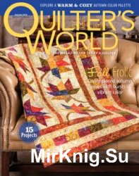 Quilter's World - Autumn 2016