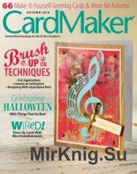 CardMaker - Autumn 2016
