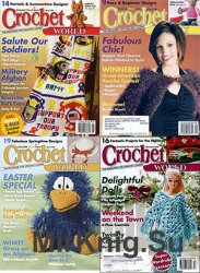 Архив журнала Crochet World за 2006 год