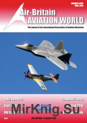 Air-Britain Aviation World 2016-06