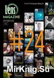 Lens Magazine September 2016
