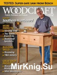 Woodcraft Magazine - October - November 2016