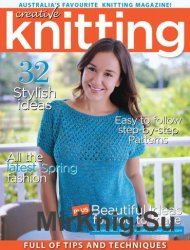 Creative Knitting - Issue 54 2016
