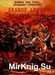 Grande Armee. Состав армии при Бородино
