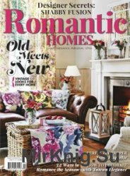Romantic Homes - October 2016