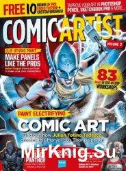 Comic Artist - Volume 3 2016