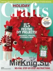 Better Homes and Gardens: Holiday Crafts 2016