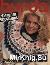 Burda 1983.  Norweger&Jacquards