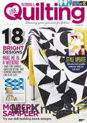 Love Patchwork & Quilting - Issue 39 2016
