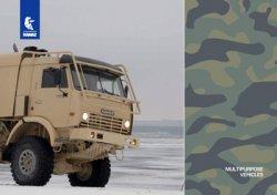 KAMAZ Multipurpose Vehicles