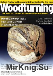 Woodturning Magazine № 294 July 2016