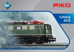 Piko H0 Catalog 2016