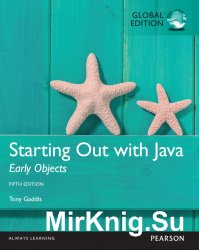 Starting Out with Java: Early Objects, 5th Global Edition