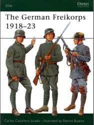 The German Freikorps 1918–23