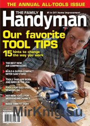 The Family Handyman November 2015