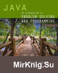 Java: An Introduction to Problem Solving and Programming, 7th Edition