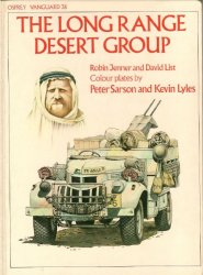 The Long Range Desert Group