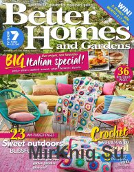 Better Homes and Gardens Australia Vol.39 №11, 2016