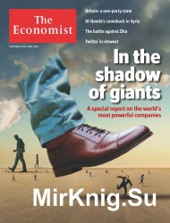 The Economist in Audio - 17 September 2016