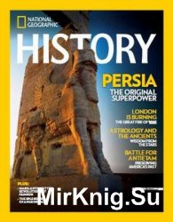 National Geographic History - September/October 2016