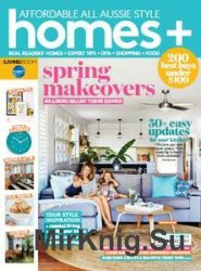 Homes + - October 2016