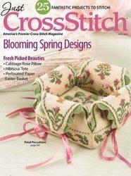 Just CrossStitch April 2014