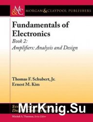 Fundamentals of Electronics, Book 2. Amplifiers. Analysis and Design