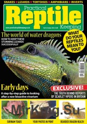 Practical Reptile Keeping October 2016