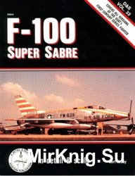 F-100 Super Sabre (Detail & Scale 33)