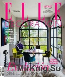 Elle Decoration Spain - Octubre 2016