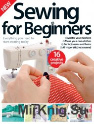 Sewing For Beginners 3th Edition 2016