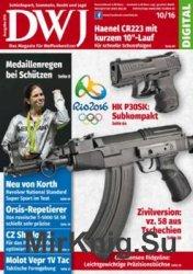 DWJ - Magazin fur Waffenbesitzer 2016-10