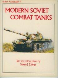 Modern Soviet Combat Tanks