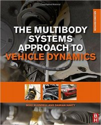 The Multibody Systems Approach to Vehicle Dynamics, 2nd Edition