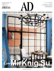 Architectural Digest Italia - October 2016