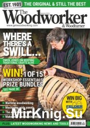 The Woodworker & Woodturner - Autumn 2016