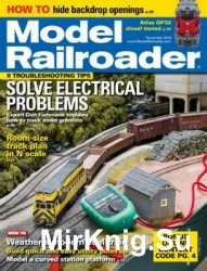 Model Railroader 2016-11