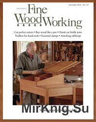 Fine Woodworking - November/December 2016