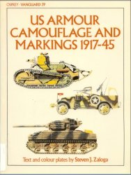 US Armour Camouflage and Markings 1917-45