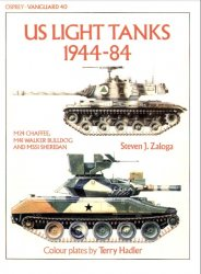 Us Light Tanks 1944-84
