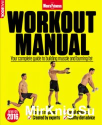 Men's Fitness Workout Manual 2016