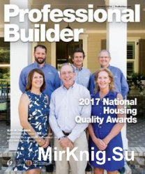 Professional Builder - October 2016