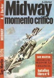 Midway Momento Critico (Batallas Libro №6)