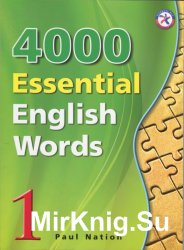 4000 Essential English Words. Book 1 (Book + Audio)
