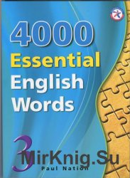 4000 Essential English Words. Book 3 (Book + Audio)